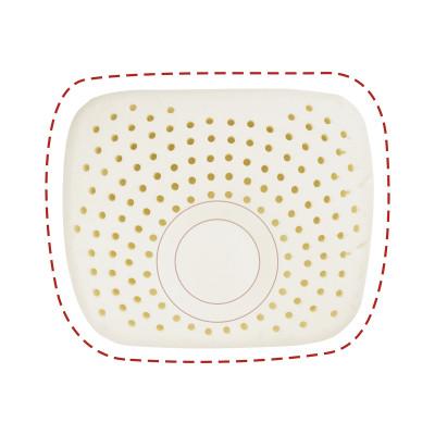 皇家之星 天然乳胶定型枕头夏 儿童枕宝宝定型枕防偏头枕 z102
