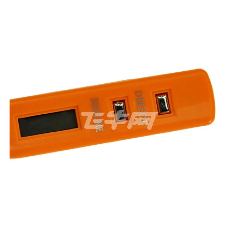 sevan(森凡) 测电笔液晶数显测电笔/电子测电笔/电工笔/试电笔 桔色