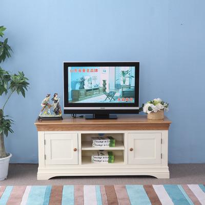 电视柜现代简约实木电视柜组合柜客厅欧式储物柜