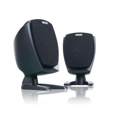 漫步者R201T06多媒体台式电脑2.1声音音箱 低音炮 木质音响 正品音响正品