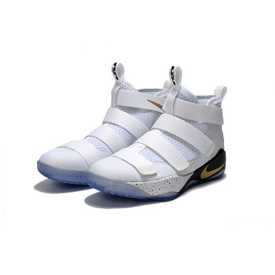 NIKE\/耐克男鞋 詹姆斯士兵11代篮球鞋耐磨 89