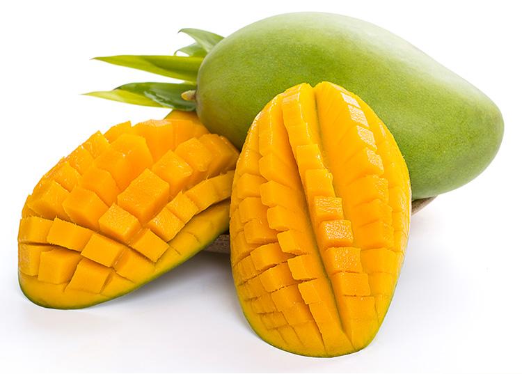 【杞农优食】越南玉芒新鲜水果 单果200-300g 5斤装 清甜核小进口芒果新品