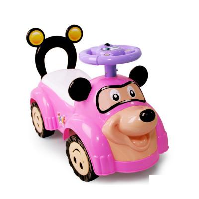 锋源幼儿宝宝学步车玩具婴儿小孩子四轮童车扭扭车fd-6801