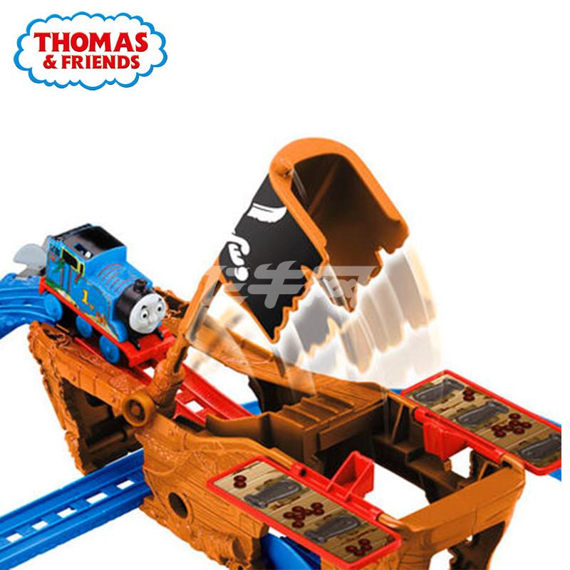 托马斯电动系列之迷失宝藏航海轨道套装cdv11
