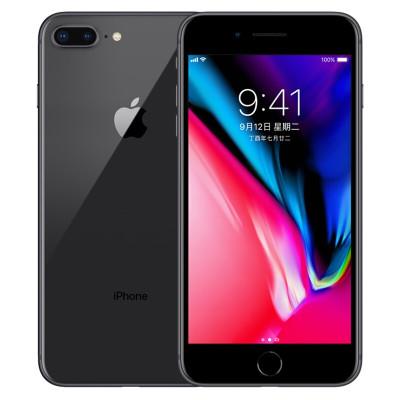 苹果8p iphone8plus(a1864)64g256g移动联通电信4g手机