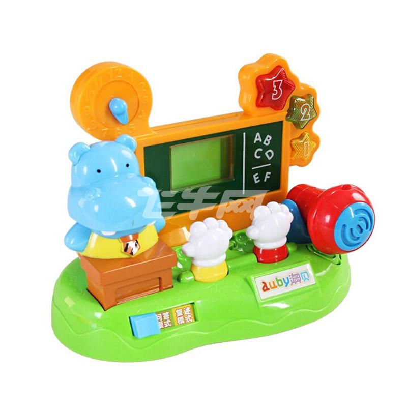 澳贝(auby)玩具澳贝启智系列音乐拍拍鼓463423