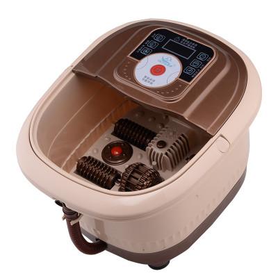 贻康jy-828泡脚桶电动洗脚盆足浴器加热足浴盆全自动