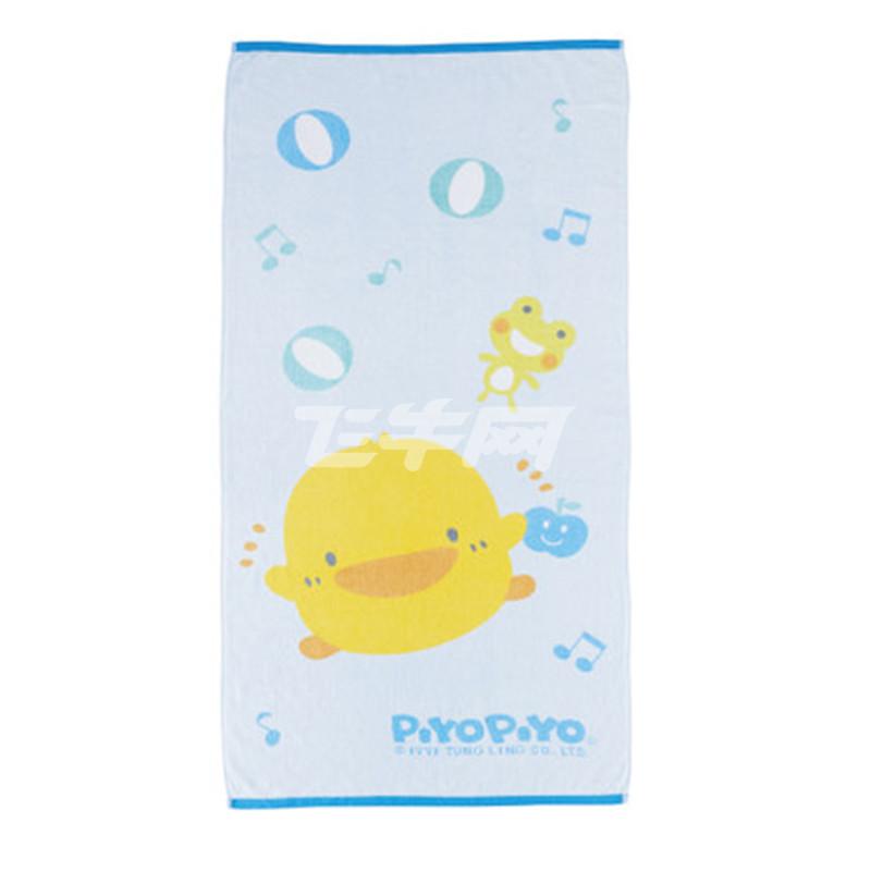 黄色小鸭大浴巾 婴儿宝宝浴巾 可爱全棉柔软 儿童纯棉洗澡浴巾价格