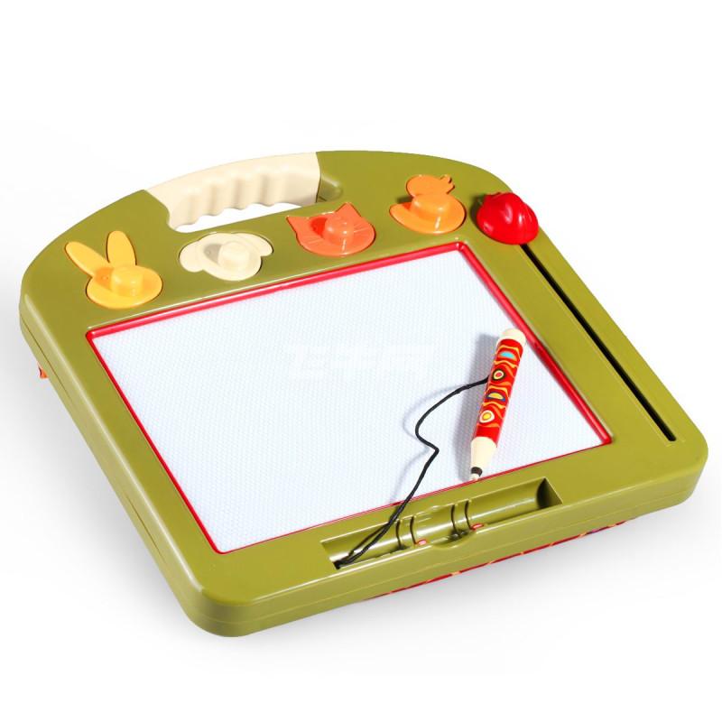 toys画板 儿童画板磁性写字板 宝宝画画板 小孩