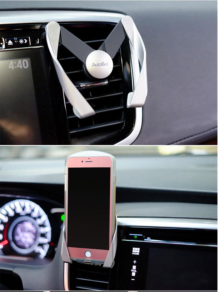 蛇蝎龙 车载 金刚手机支架 汽车出风口通用懒人支架创意导航手机座