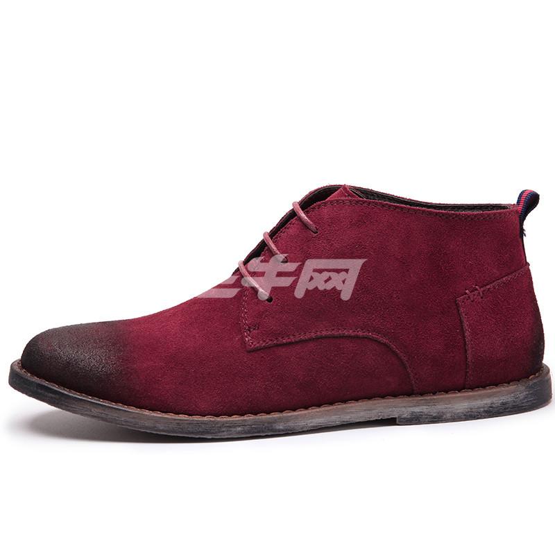 休闲时尚马丁靴短靴低帮男鞋潮流鞋