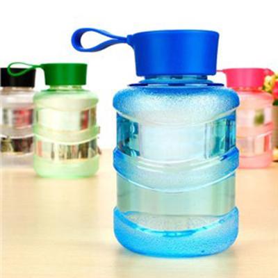 家英创意迷你水桶造型水杯460毫升便携学生夏季儿童